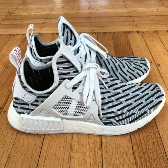 Adidas zapatos NMD XR1 Zebra hombre  tamaño 10 poshmark
